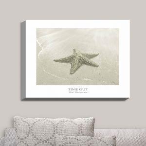 Decorative Canvas Wall Art | Carlos Casamayor - Time Out VIII Starfish