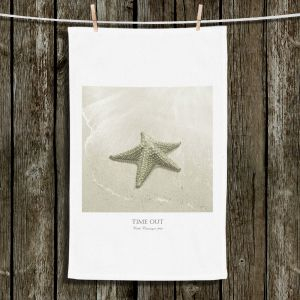 Unique Bathroom Towels | Carlos Casamayor - Time Out VIII Starfish