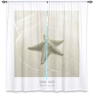 Decorative Window Treatments | Carlos Casamayor - Time Out VIII Starfish