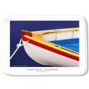 Decorative Bathroom Mats | Carlos Casomeyer - Nautical Closeup XIV