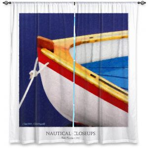 Decorative Window Treatments | Carlos Casomeyer - Nautical Closeup XIV