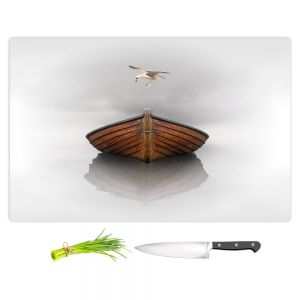 Artistic Kitchen Bar Cutting Boards | Carlos Casomeyer - Time Stopped I