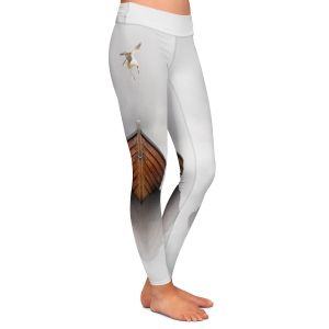 Casual Comfortable Leggings | Carlos Casomeyer - Time Stopped I