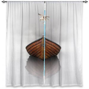 Decorative Window Treatments | Carlos Casomeyer - Time Stopped I