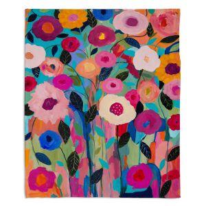 Decorative Fleece Throw Blankets   Carrie Schmitt - Autumn Splendor