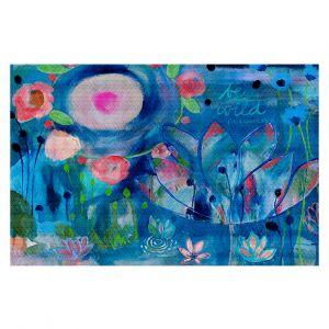 Decorative Floor Coverings | Carrie Schmitt Be Wild