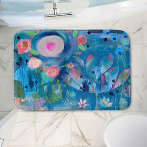 Decorative Bathroom Mats   Carrie Schmitt - Be Wild Flowers