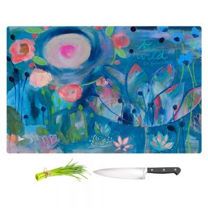 Artistic Kitchen Bar Cutting Boards | Carrie Schmitt - Be Wild