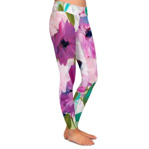 Casual Comfortable Leggings | Carrie Schmitt Blossoming