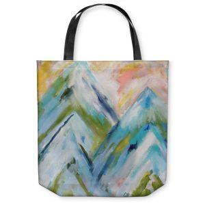 Unique Shoulder Bag Tote Bags |Carrie Schmitt - Colorado Bluebird Sky