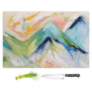 Artistic Kitchen Bar Cutting Boards | Carrie Schmitt - Denver Surprise