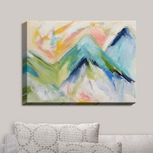 Decorative Canvas Wall Art | Carrie Schmitt - Denver Surprise | Abstract