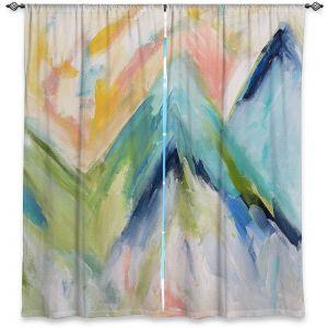 Decorative Window Treatments | Carrie Schmitt - Denver Surprise