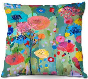 Decorative Outdoor Patio Pillow Cushion | Carrie Schmitt - Dreamscape