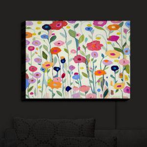 Nightlight Sconce Canvas Light | Carrie Schmitt - Gentle Soul Flowers