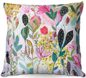 Throw Pillows Decorative Artistic | Carrie Schmitt - Meadow