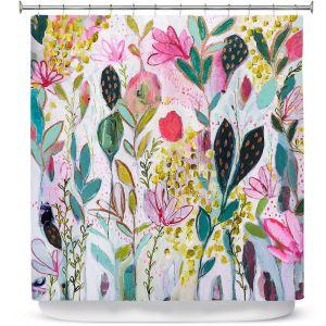 Premium Shower Curtains | Carrie Schmitt - Meadow