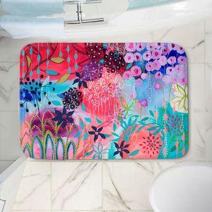 Decorative Bathroom Mats | Carrie Schmitt - Spirit Garden Flowers