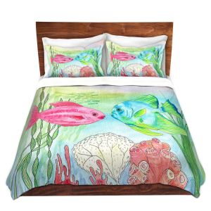 Artistic Duvet Covers and Shams Bedding | Catherine Holcombe - Buck and Wanda
