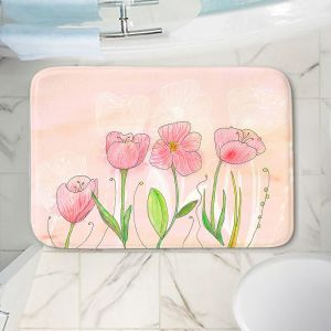 Decorative Bathroom Mats | Catherine Holcombe - Floral