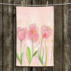 Unique Hanging Tea Towels | Catherine Holcombe - Floral | Flowers