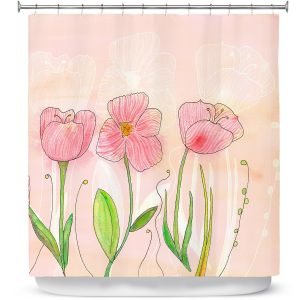 Premium Shower Curtains | Catherine Holcombe - Floral