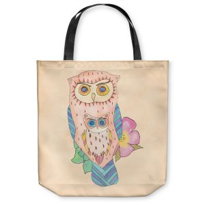 Unique Shoulder Bag Tote Bags |Catherine Holcombe - Southwest Owls I