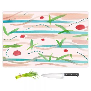 Artistic Kitchen Bar Cutting Boards | Catherine Holcombe - Southwest Song