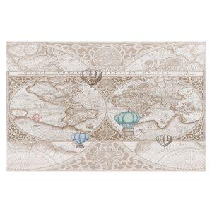 Decorative Floor Coverings | Catherine Holcombe - Terralight Brown