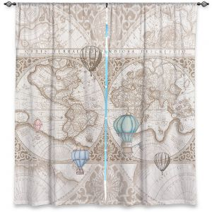 Decorative Window Treatments   Catherine Holcombe - Terralight Brown