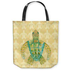 Unique Shoulder Bag Tote Bags   Catherine Holcombe - Tomas Sea Turtle