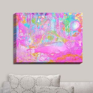 Decorative Canvas Wall Art | China Carnella - Candyland | Absract Colorful
