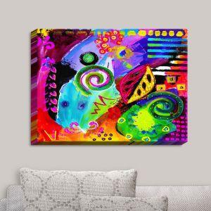 Decorative Canvas Wall Art | China Carnella - Crazy Abstract II