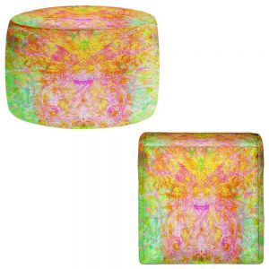 Round and Square Ottoman Foot Stools | China Carnella - Firefly