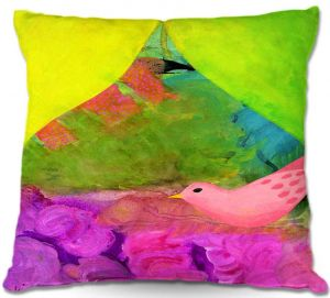 Throw Pillows Decorative Artistic | China Carnella Flight of Love