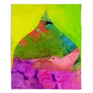 Decorative Fleece Throw Blankets | China Carnella - Flight of Love