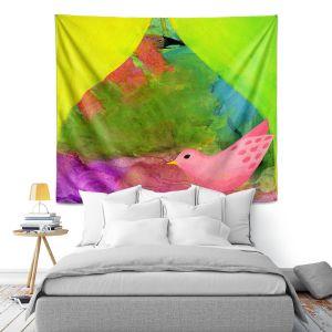 Artistic Wall Tapestry   China Carnella Flight of Love