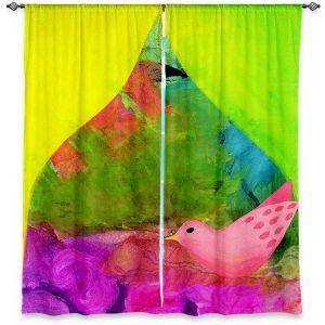 Decorative Window Treatments | China Carnella Flight of Love