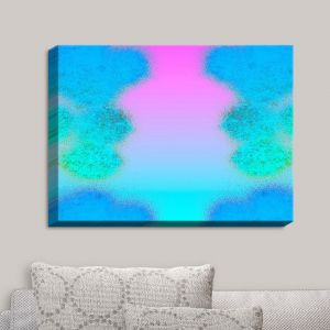 Decorative Canvas Wall Art | China Carnella - Forever Now | Abstract