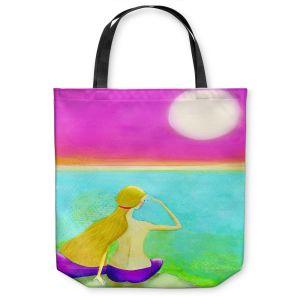 Unique Shoulder Bag Tote Bags | China Carnella - Mermaid Moon