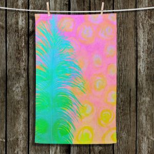 Unique Hanging Tea Towels | China Carnella - My Other Half | Abstract