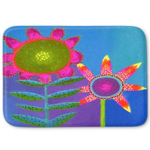 Decorative Bathroom Mats | China Carnella - You n Me | flower nature simple