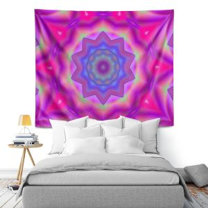 Artistic Wall Tapestry | Christy Leigh - Balanced