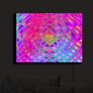 Nightlight Sconce Canvas Light | Christy Leigh - Centered II