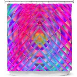 Premium Shower Curtains | Christy Leigh - Centered II