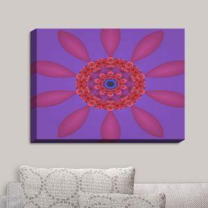 Decorative Canvas Wall Art | Christy Leigh - Divine Flower