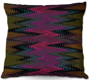 Throw Pillows Decorative Artistic | Christy Leigh - Electrifying