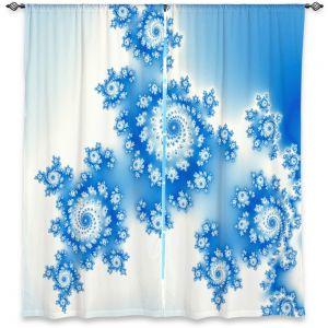 Decorative Window Treatments | Christy Leigh - Eternal Blue
