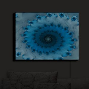 Nightlight Sconce Canvas Light | Christy Leigh - Etheral Infinity