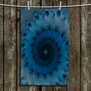 Unique Bathroom Towels | Christy Leigh - Etheral Infinity